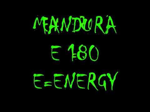 Mandura E 180 Makes Energy Easy