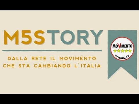 #M5STORY: dalla rete il MoVimento che sta cambiando l'Italia