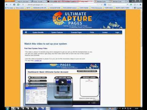 LEAD CAPTURE PAGE GUIDA