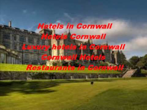 Luxury hotels in Cornwall