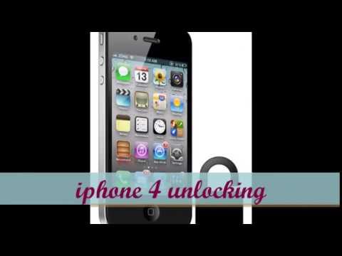 Iphone 4 unlocking