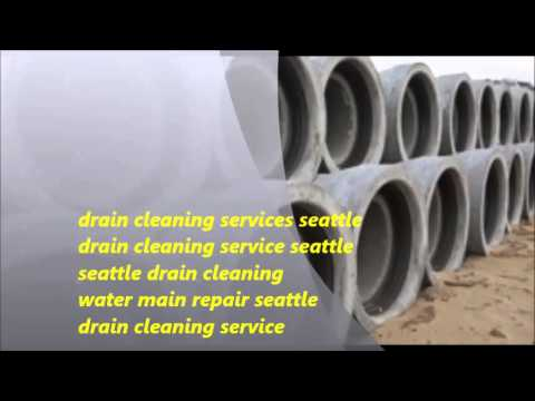 Drain Cleaning Services Seattle