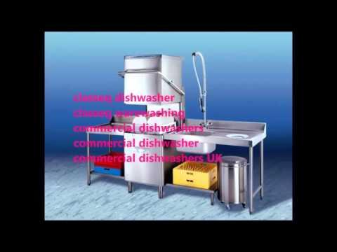 Commercial Dishwasher For Sale