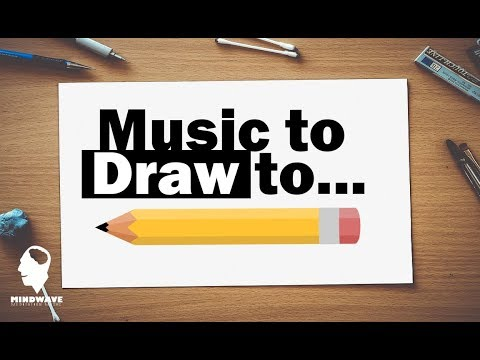 Meditation? – Music for drawing to, Creativity and Focus
