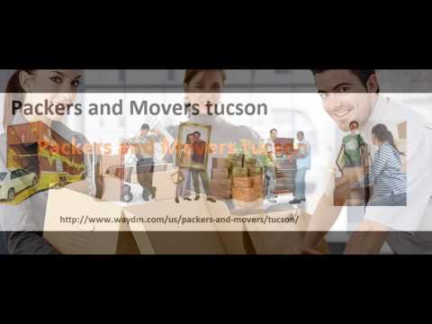 Packers and Movers in Tucson