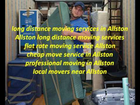 Allston Moving Services Packing