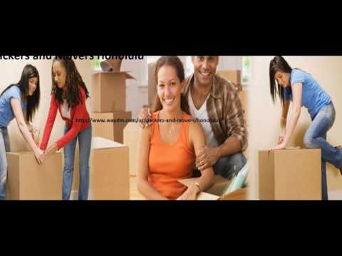 Packers and Movers in Honolulu