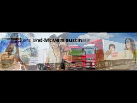 Packers and Movers in Austin