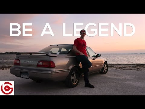1994 Acura Legend Used Car Commercial