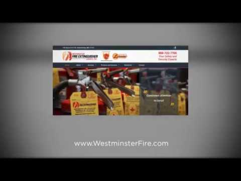 Fire Alarm Monitoring - Westminster Fire Extinguisher