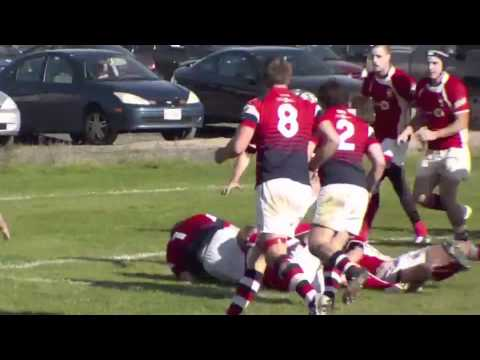 Caledonia 2011 Loyalists vs. Tars - Andy Nyenhuis try