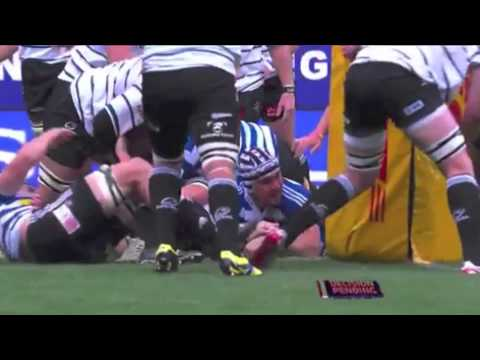 Jebb Sinclair try for Western Province vs Griquas