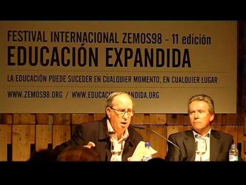 Conferencia Martín Barbero - Educación Expandida