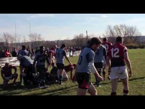 Caledonia Cup 2013 - Halifax Tars vs. Fredericton Loyalists