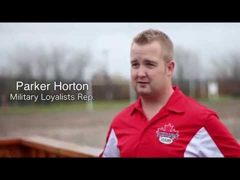 Fredericton Loyalist Club (Promotional Video)