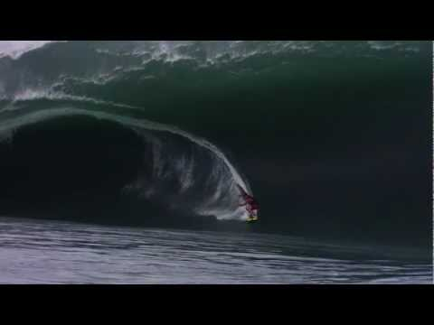 Biggest Teahupoo Ever by Chris Bryan