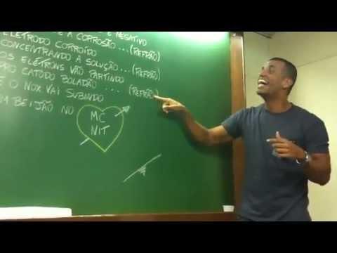 Professor dando aula com funk (OFICIAL)