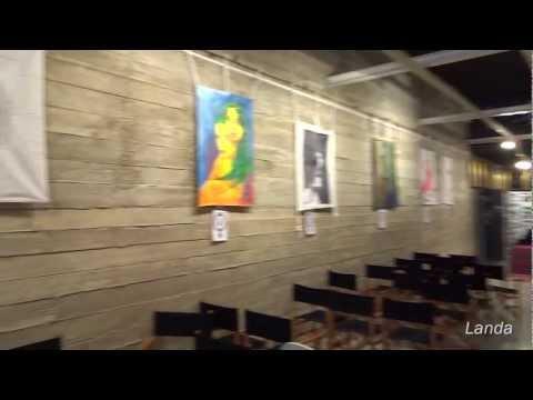 El Arte en la Calle en la Sala de Exposiciones: