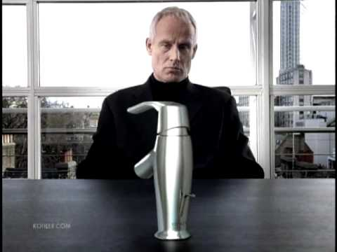 Kohler TV Commercial - Architect - Symbol faucet