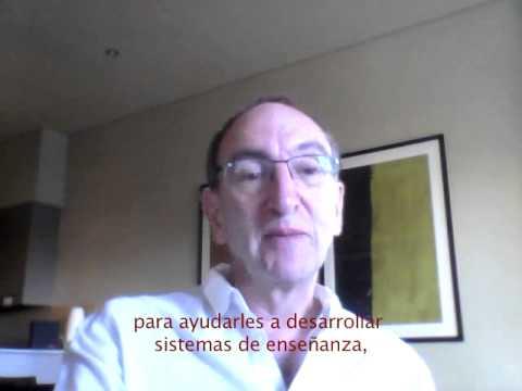 Video presentación David Albury: Cómo liderar el cambio educativo.