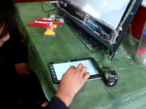 Robótica WEDO Lego, Scratch y Control Remoto desde Android