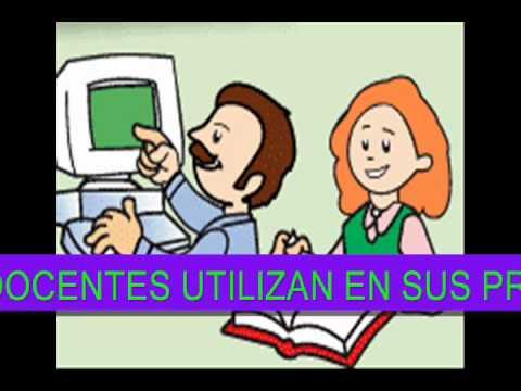 LOS DOCENTES Y LAS TIC.wmv (primera parte)