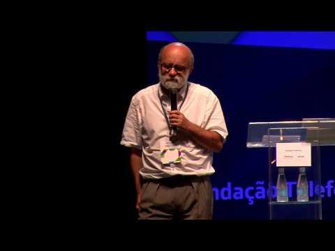 Conferência de Fernando Almeida no evento presencial Rio de Janeiro