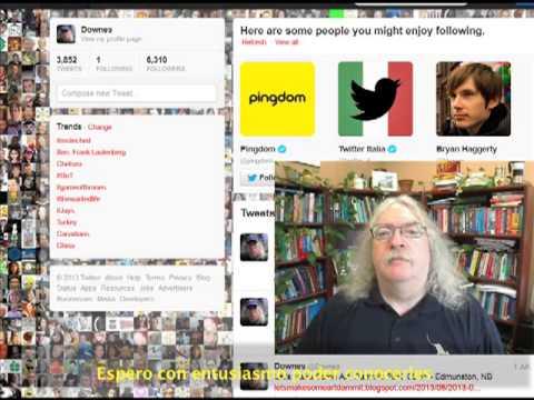 Video presentación Stephen Downes: Formación permanente como ciudadano digital