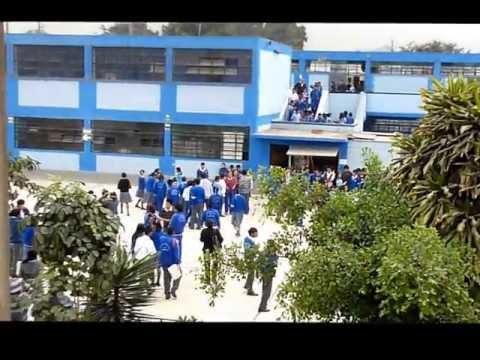 III Sismolacro 2013 en Colegio 1140 - La  Molina