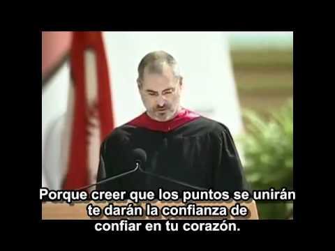 Steve Jobs Discurso en Stanford  Sub.Español HD