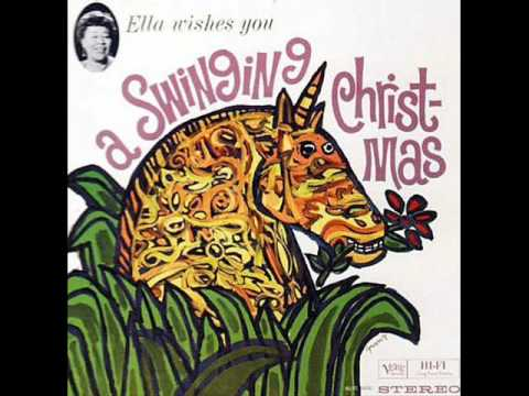 Ella Fitzgerald - What Are You Doing New Year's Eve