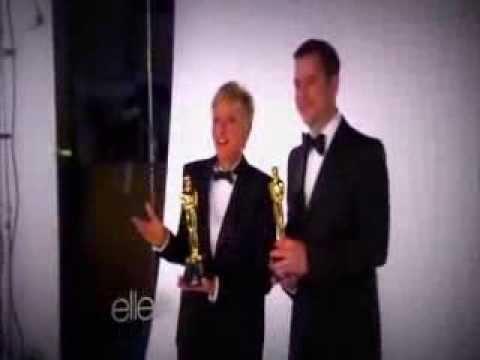 Ellen DeGeneres // Oscars 2014 Tribute