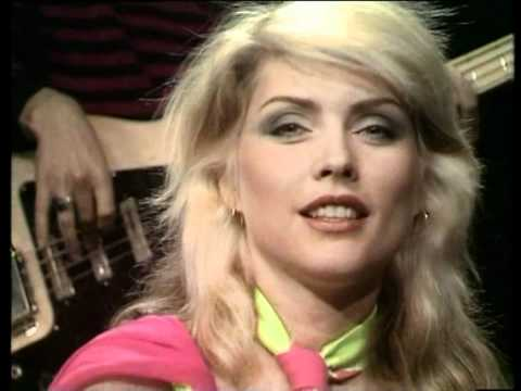 Blondie Heart of glass HD