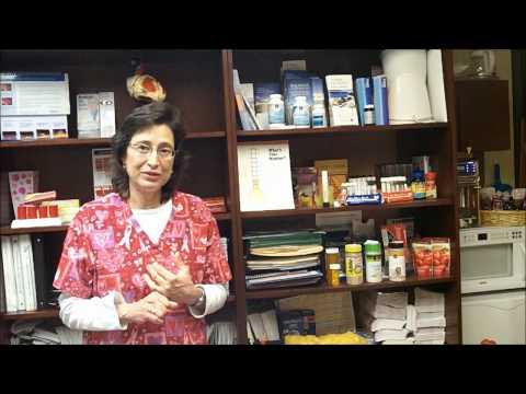 Nutritionist Maria Gomez - Women and Heart Disease