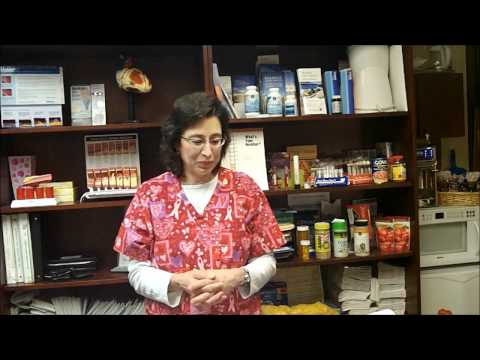 Nutritionist Maria Gomez - Heart Disease An Overview