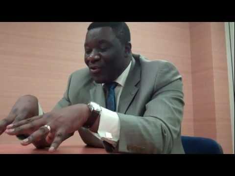 A conversation with JeanClaude Mbanya, president of the International Diabetes Federation