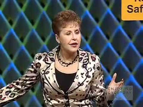 Joyce Meyer - How to D-Stress Your Life (1)