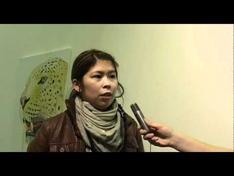 ART Innsbruck 2011 - Interview mit Ina Hsu