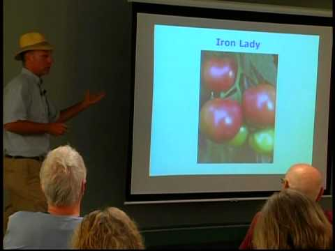 Organic Vegetable Gardening with Charlie Nardozzi