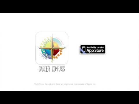 Garden Compass | iPhone App Commercial
