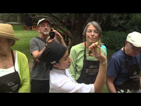 Earthbound Expeditions: Cooking Class Mendoza, Argentina