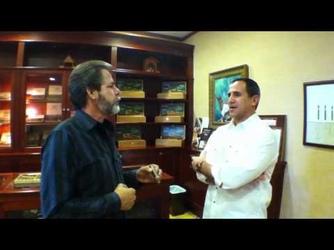 Padron Factory: Behind the Scenes with Cigar Federation