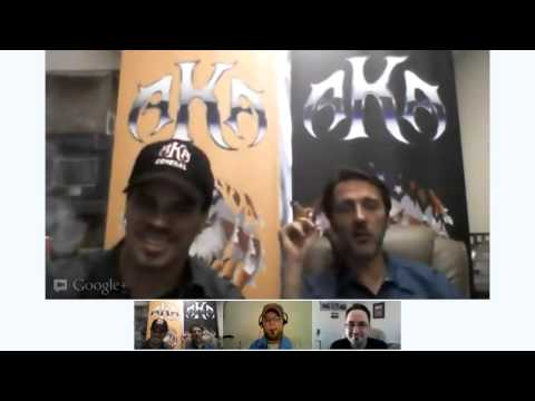 CigarChat LIVE with AKA Cigars