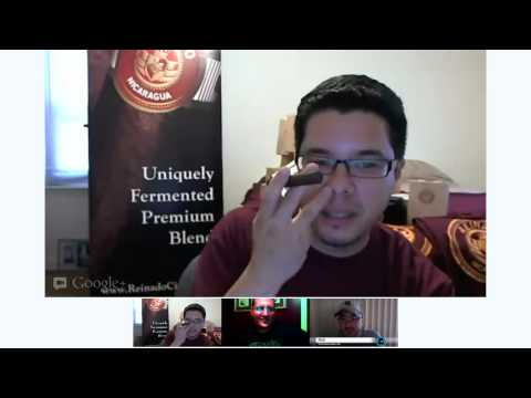 CigatChat LIVE with Reinado Cigars