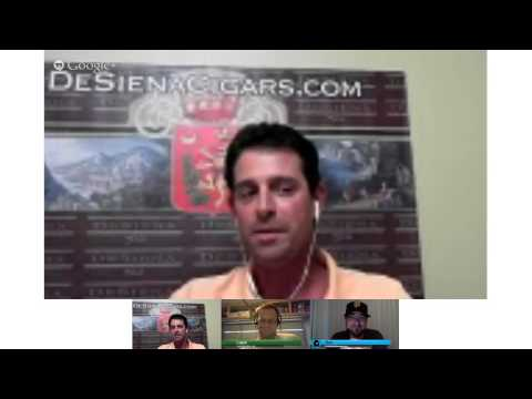 CigarChat LIVE with DeSiena Cigars