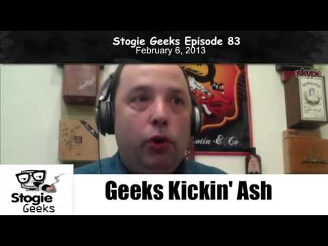 Stogie Geeks Episode 83 - Stogies of the Week