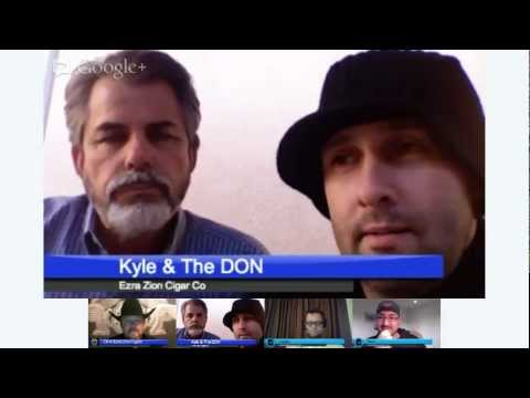 CigarChat LIVE with Ezra Zion Cigars 2