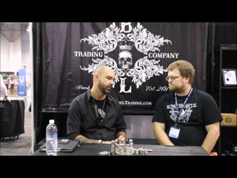 Interview with Black Label Trading Company at IPCPR 2014