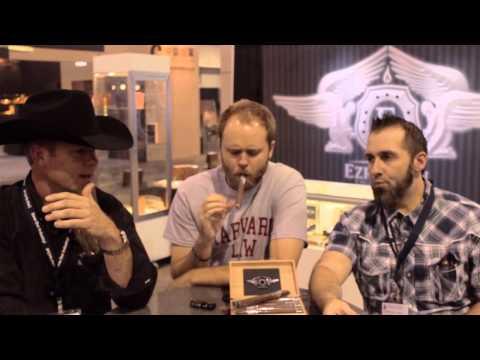 Cigar Memoir: Interview with Chris & Kyle of Ezra Zion IPCPR 2014