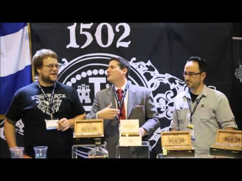 Interview with 1502 Cigars at IPCPR 2014